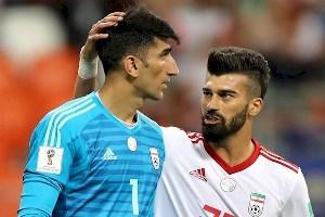 افشاگری علیرضا بیرانوند درباره بازیکنی که سرود ملی را اشتباه خواند! عکس
