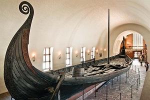 تاریخ پر رمز و راز وایکینگ ها در موزه نروژ + تصاویر