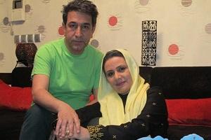 فلورا سام در سوگ همسرش نشست + علت فوت