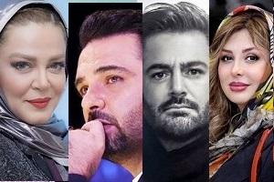 واکنش هنرمندان به شهادت سردار قاسم سلیمانی