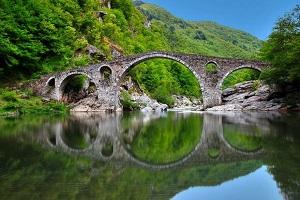 زیباترین پل های تاریخی دنیا/ پل شیطان Devil's Bridge کجاست؟ + تصاویر