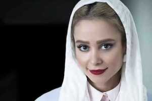 عکس جدید الناز حبیبی با ظاهر جدید