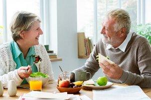 رابطه رژیم غذایی با طول عمر