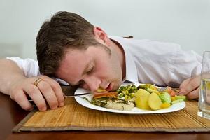 فاصله شام تا خوابیدن باید چقدر باشد