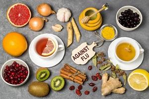 مواد غذایی برای پاکسازی بدن در زمستان