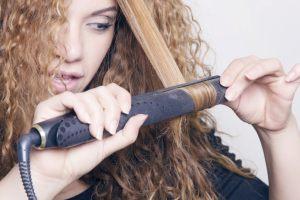 بهترين راه صاف كردن موهاي وز را بدانيد!!