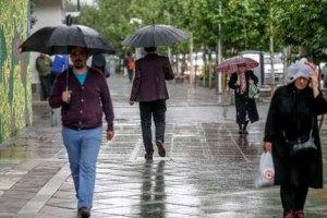 کدام مناطق بارانی می شوند؟