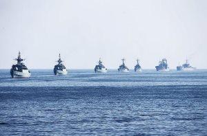 آغاز رزمایش مشترک ایران، روسیه و چین از امروز