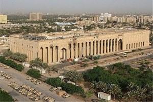 صدای تیراندازی در اطراف سفارت آمریکا در بغداد