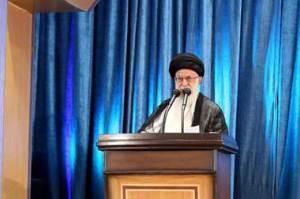 بیانات رهبری در خطبه های نماز جمعه تهران