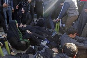علت عجیب برای فوت قربانیان تشییع سردار