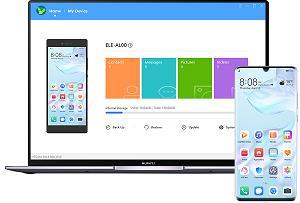 معرفی و آموزش Huawei HiSuite