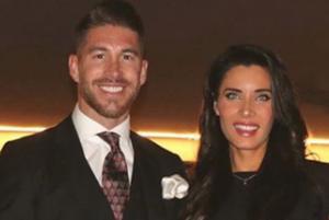 مهمانان عروسی راموس و همسرش از بکام تا بوسکتس و شکیرا