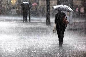 ورود سامانه بارشی جدید به کشور و تداوم بارش در بیشتر مناطق