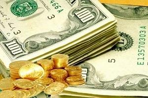 قیمت طلا، قیمت دلار، قیمت سکه و قیمت ارز 5 اسفند 99