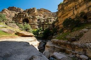 غاری عجیب و دیدنی در ایران: غار پل خدا + تصاویر