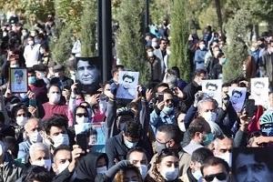 چرا مراسم هفتم شجریان در تهران لغو شد + عکس