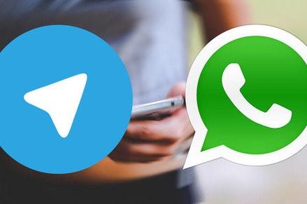 آماری جالب از تعداد کاربران ایرانی تلکرام, اینستاگرام و واتساپ