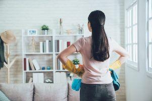 خانه تکانی، نکات مهم خانه تکانی برای روزهای کرونایی