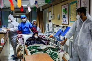 تازه ترین آمار از مبتلایان و فوتی های کرونا در ایران 24 مهر 99
