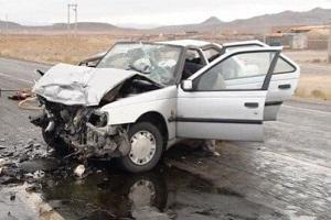 روزانه ۳۴ نفر بر اثر تصادفات نوروزی جان باختند