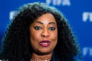 این زن فوتبال ایران را تعلیق می کند!!