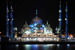 زیباترین و خیره کننده ترین مساجد در جهان + عکس