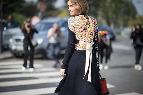 زنان شیک پوش برای لباسی که میخواهند بپوشند، از قبل برنامهریزی میکنند,9 عادت روزانه زنان شیک پوش