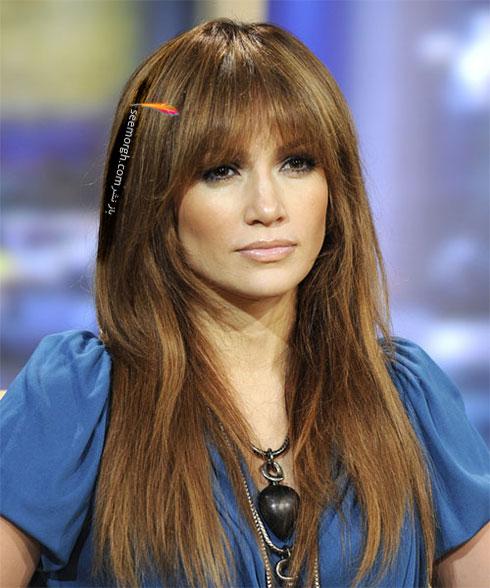بهترین مدل مو جنیفر لوپز Jennifer Lopez - عکس شماره 1