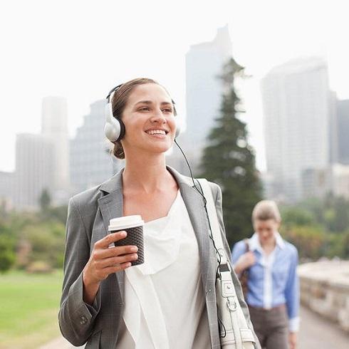 کاهش فشار خون با گوش دادن به موسیقی آرامش بخش