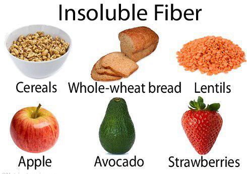 1. اگر به بیماری IBS مبتلا هستید فیبر نامحلول نحورید و بجای آن فیبر محلول بخورید
