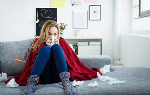 سرماخوردگي شديد چه علائمي دارد؟