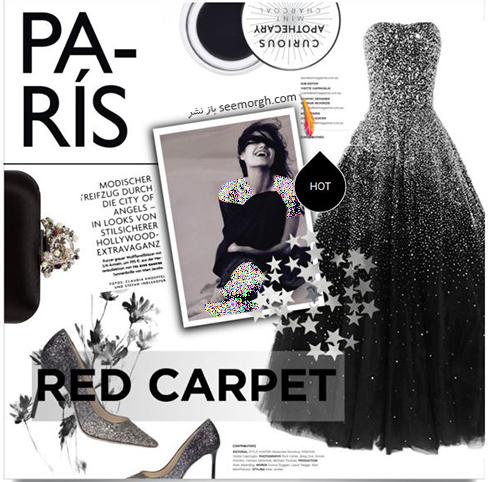 ست کردن لباس شب به سبک آنجلینا جولی Anjelina Jolie - عکس شماره 6