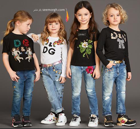 کفش مدرسه دولچه اند گابانا - مدل شماره 7