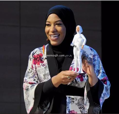 نخستین عروسک های با حجاب باربی