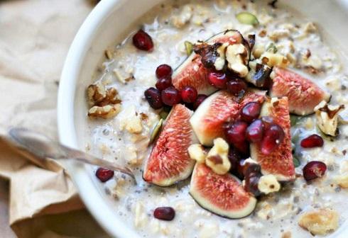 مقابله با آرتروز با صبحانه سرشار از فیبر و جو دوسر