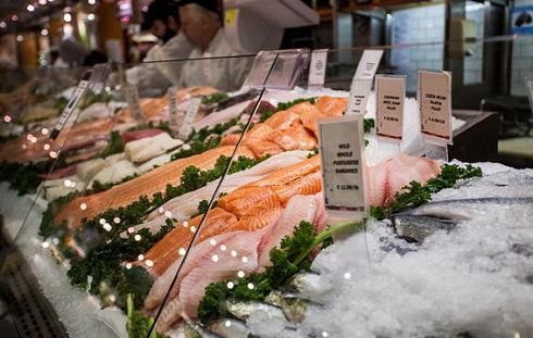 3. خرید ماهی های پایدار را افزایش دهید
