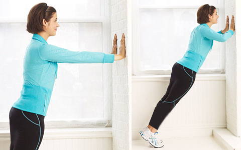 بزرگ کردن سینه با پوش آپ دیوار,ورزش هایی برای بزرگ کردن سینه,بزرگ کردن سینه در خانه,بزرگ کردن سینه با ورزش,بهترین روش برای بزرگ کردن سینه