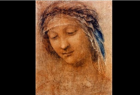 حنای مقدس اثر لئوناردو داوینچی