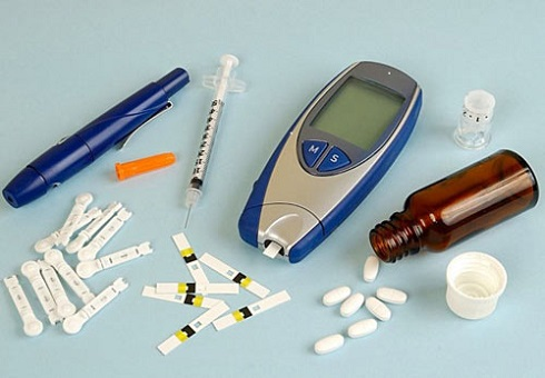عوارض احتمالی دیابت