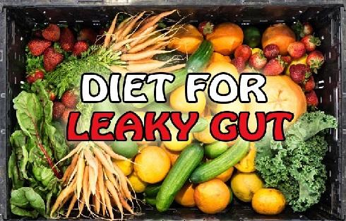 درمان روده چکه کن Leaky Gut