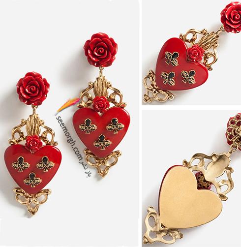 کلکسیون زیورآلات دولچه اند گابانا Dolce&Gabbana برای ولنتاین 2018 - عکس شماره 13