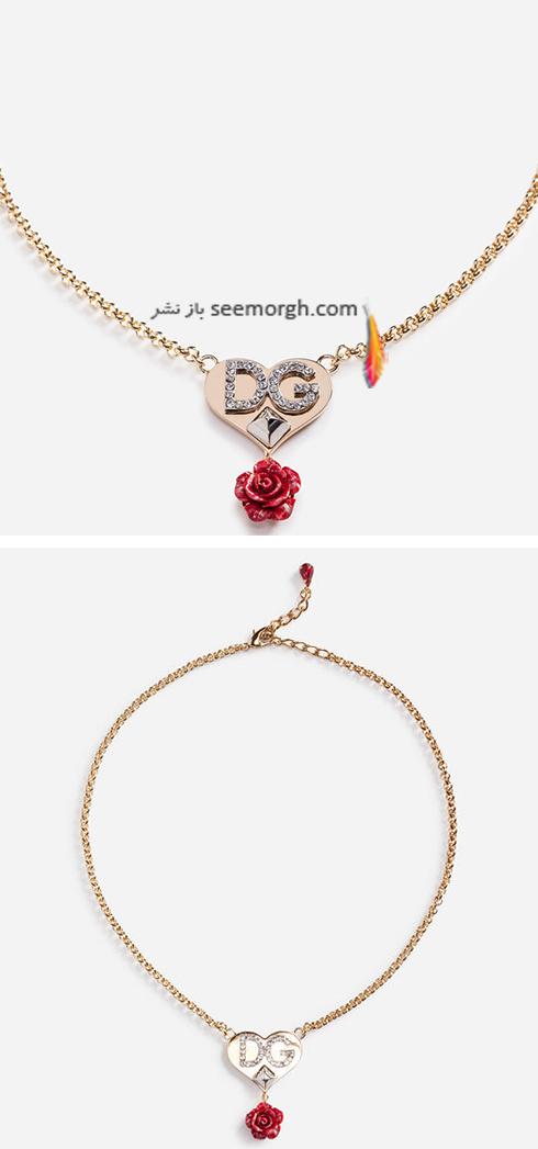 کلکسیون زیورآلات دولچه اند گابانا Dolce&Gabbana برای ولنتاین 2018 - عکس شماره 7