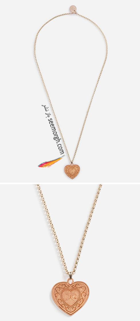 کلکسیون زیورآلات دولچه اند گابانا Dolce&Gabbana برای ولنتاین 2018 - عکس شماره 6