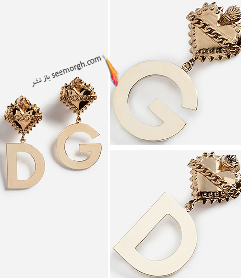 کلکسیون زیورآلات دولچه اند گابانا Dolce&Gabbana برای ولنتاین 2018 - عکس شماره 2