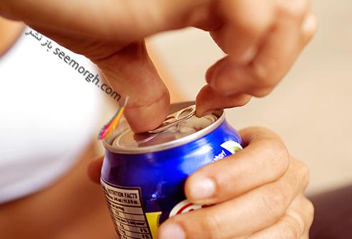 بهترین و بدترین نوشیدنی ها   - نوشابه های رژیمی