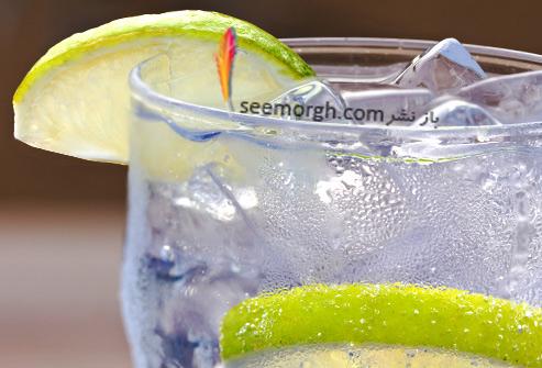 بهترین و بدترین نوشیدنی ها   - آب گازدار