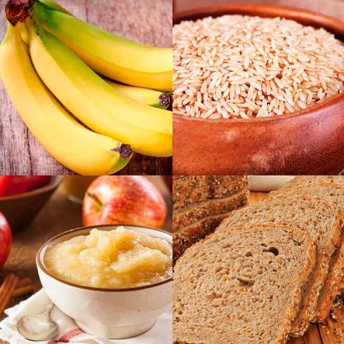 مواد غذایی که هنگام ابتلا به اسهال باید بخورید
