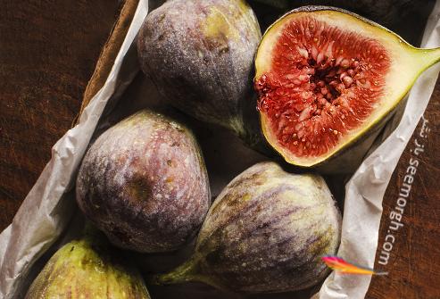 حقایقی جالب و عجیب در مورد میوه ها وسبزی ها-انجیر