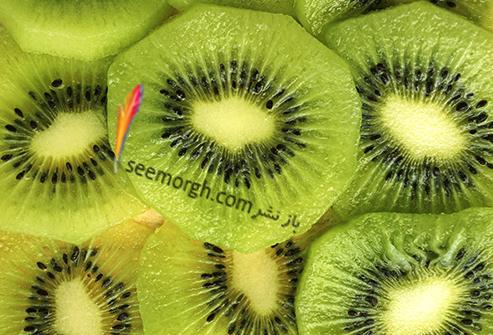 حقایقی جالب و عجیب در مورد میوه ها وسبزی ها-کیوی